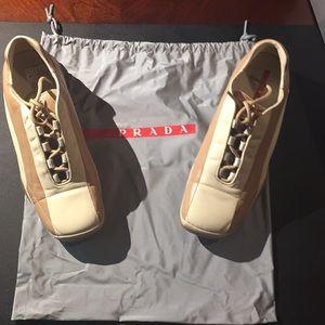 Authentic Prada Sport Sneakers